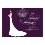 PixDezines DIY colour+events/bridal shower Invite