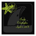 PixDezines diy colour/Starfish/Beach+Cruise Ship Custom Announcements
