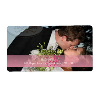 PixDezines DIY photo address labels