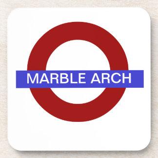 PixDezines DIY text/marble arch station.. Drink Coaster