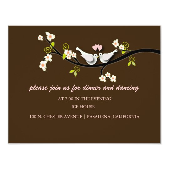 PixDezines doves/love birds/diy background colour! Card