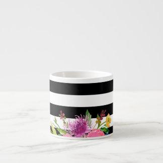 PixDezines floral/watercolor/ranunculus Espresso Mug