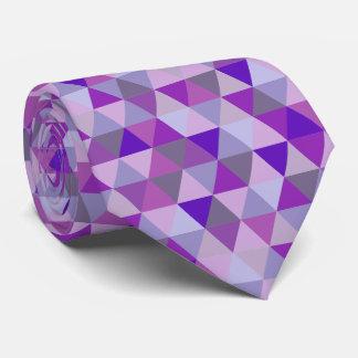 PixDezines geometric/adjustable triangles Tie