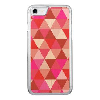 PixDezines geometric/strawberry shortcake Carved iPhone 8/7 Case