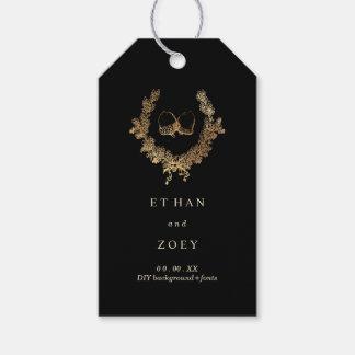 PixDezines Gold Wreath/Acorn/DIY Background