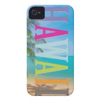 PixDezines Hawaii/DIY background color iPhone 4 Case-Mate Case