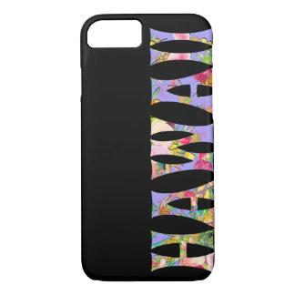 PixDezines Hawaii Pineapples/DIY background iPhone 8/7 Case