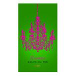 PixDezines hot pink crystal chandelier/DIY colour