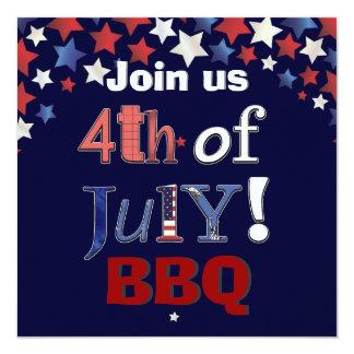 PixDezines Independence Day invites