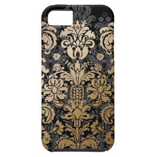 PixDezines Isabella Damask/Faux Copper/DIY color iPhone 5 Cover