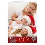 PixDezines joy, snowflakes/DIY colour Card