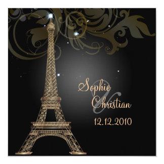 PixDezines la tour eiffel/paris Invite