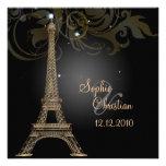 PixDezines la tour eiffel/paris Invite
