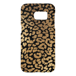 PixDezines Leopard Print/Faux Gold/DIY Background