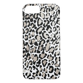 PixDezines leopard print iPhone 8/7 Case