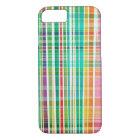PixDezines malibu plaid iPhone 8/7 Case