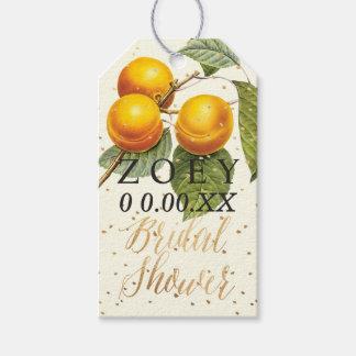 PixDezines Orchard/Peaches/Redoute