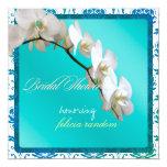 PixDezines orchids/phalaenopsis Personalized Announcements