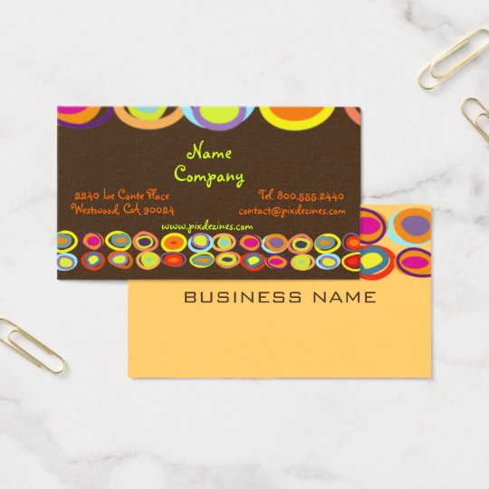 PixDezines ORGANIC EGGS/DIY BACKGROUND Business Card