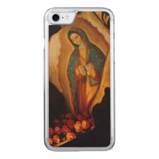 PixDezines Our Lady of Guadalupe Carved iPhone 8/7 Case
