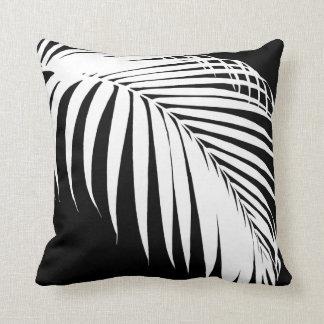 PixDezines palm fronds Cushion
