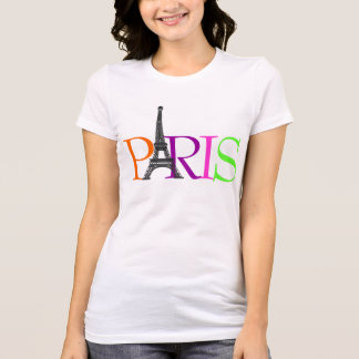 PixDezines paris, eiffel tower T-Shirt