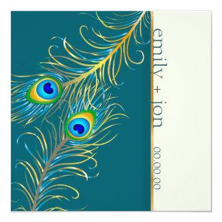 PixDezines peacock feather/teal Announcement