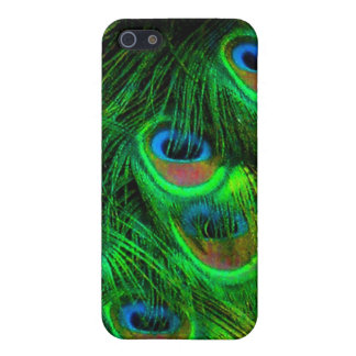 PixDezines Psychedelic Peacock Case For iPhone 5/5S