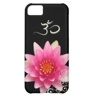 PixDezines rose water lily/diy background color iPhone 5C Case
