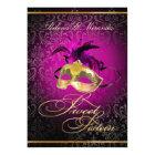 PixDezines Rossi Sweet 16 Masquerade/DIY colour!! Card