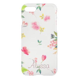 PixDezines Spring Bouquet/DIY background iPhone 8/7 Case