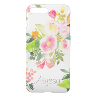 PixDezines Spring Bouquet/DIY background iPhone 8 Plus/7 Plus Case
