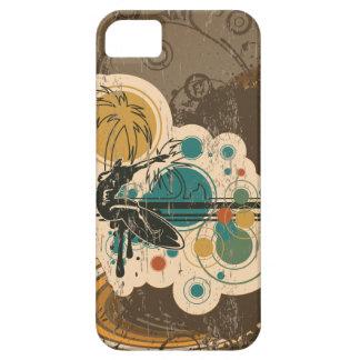PixDezines Surfer Grunge Case For The iPhone 5