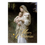 PixDezines The Innocence, Holiday Greeting Cards