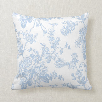 PixDezines toile/roses/vector/diy background Cushion