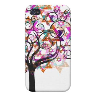 PixDezines tree of life Cover For iPhone 4