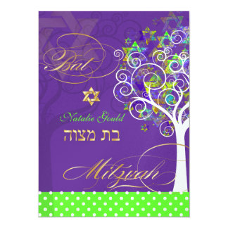 PixDezines tree of life/diy colorx 14 Cm X 19 Cm Invitation Card