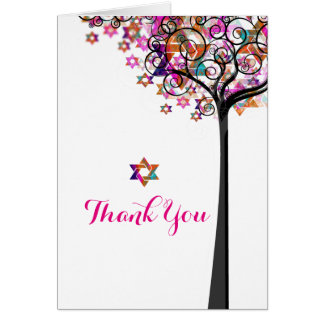 PixDezines tree of life/thank you/DIYbackground Card