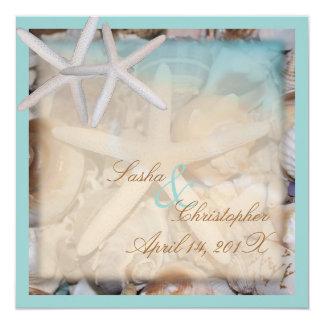 PixDezines Under the Sea, Starfish/Invitations