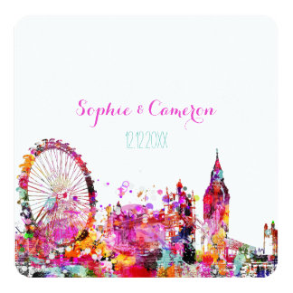 PixDezines urban/london/DIY background color Card