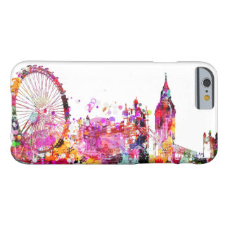 PixDezines urban london skyline Barely There iPhone 6 Case