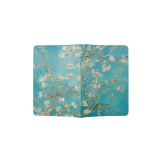 PixDezines van gogh almond blossom Passport Holder