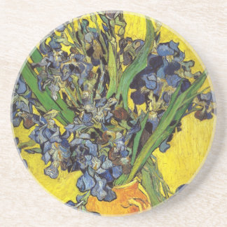 PixDezines van gogh iris/st. remy Drink Coaster