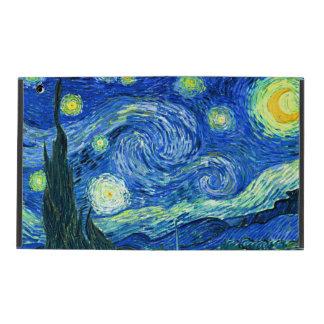 PixDezines Van Gogh Starry Night/St. Remy iPad Case