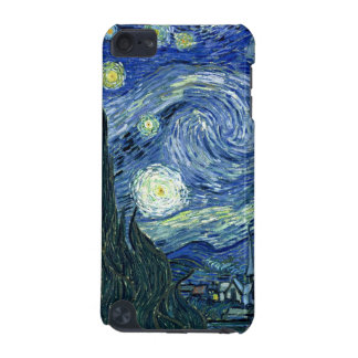 PixDezines Van Gogh Starry Night/St. Remy iPod Touch 5G Cases