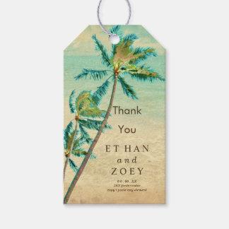 PixDezines Vintage Swaying Palm Trees/Hawaii