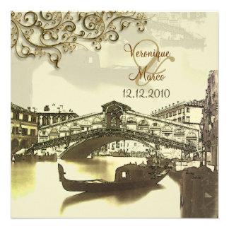 PixDezines Vintage Venezia+Rialto Bridge Announcement