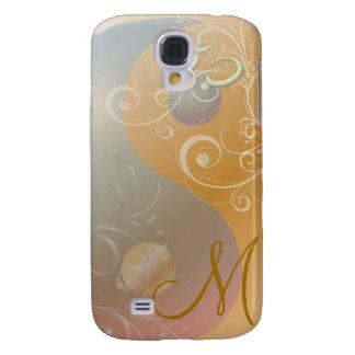 PixDezines Yin Yang + Om Samsung Galaxy S4 Cases