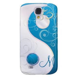 PixDezines Yin Yang + Om Samsung Galaxy S4 Case