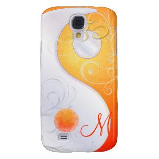 PixDezines Yin Yang + Om Galaxy S4 Cases
